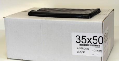 35×50 X-STR BLACK 100/CS