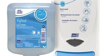 DEB HAND SOAP 1L