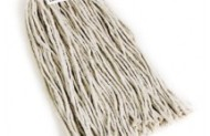 WHITE CUT-END STRING MOPS