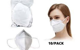 KN95 MEDICAL MASK 10/BAG