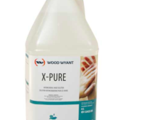 X-PURE LIQUID ANTIMICROBIAL HAND SANITIZER