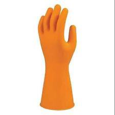 RUBBER GLOVES ORANGE – (PAIR)